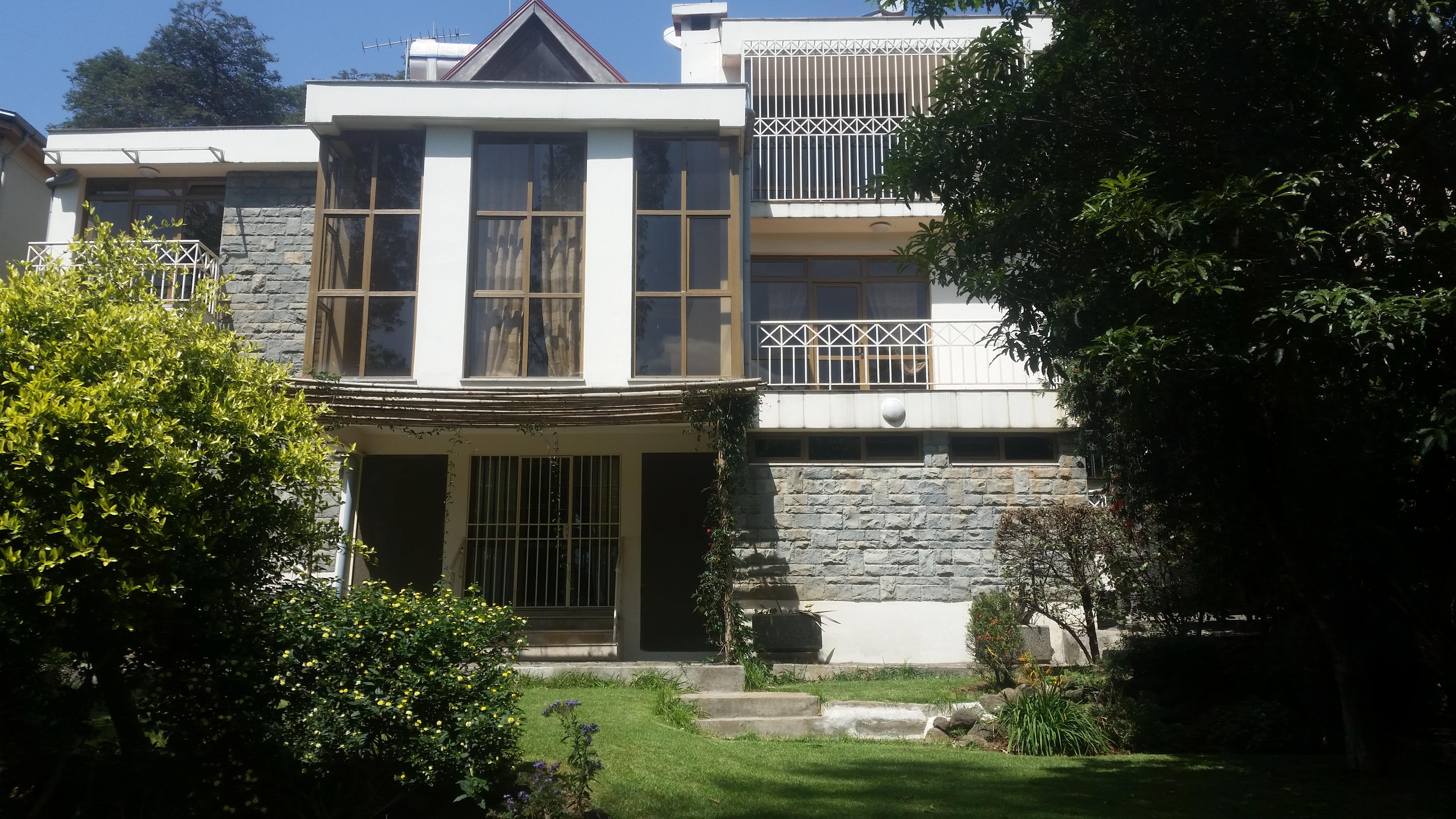 Fabulous House in Bole