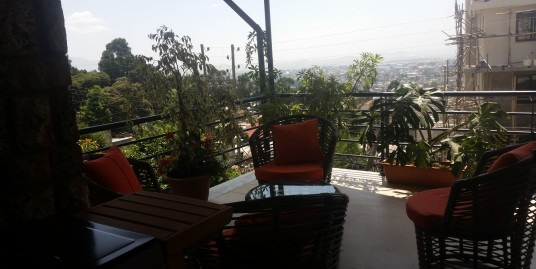 Furnished/Unfurnished House in Top View