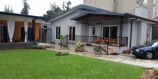 Superbly Refurbished House in Bole