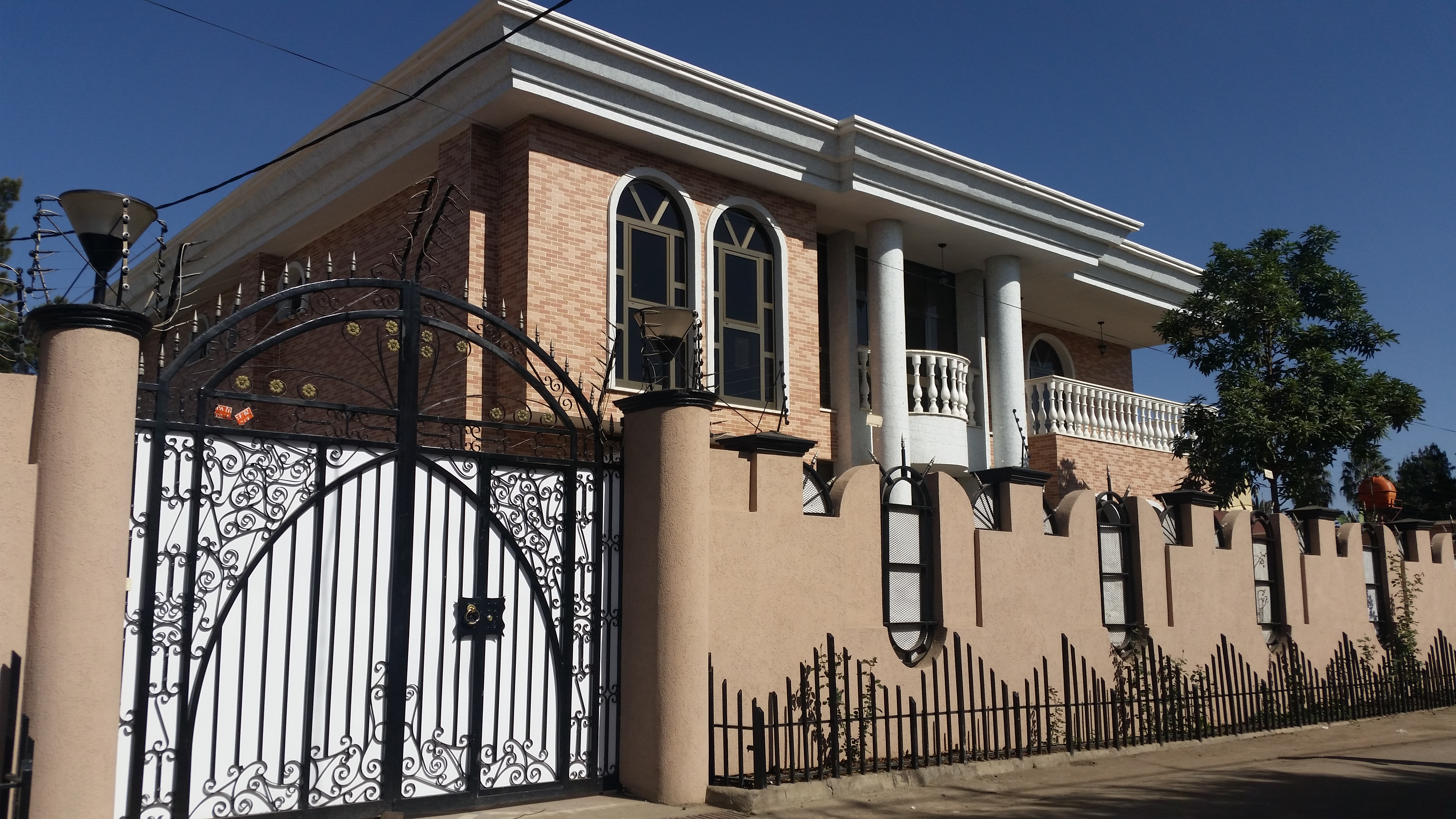 Beautiful Family Home in Addis Ababa