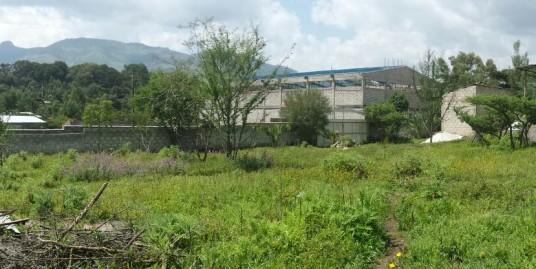 Land for Sale in Sebeta Industrial Zone