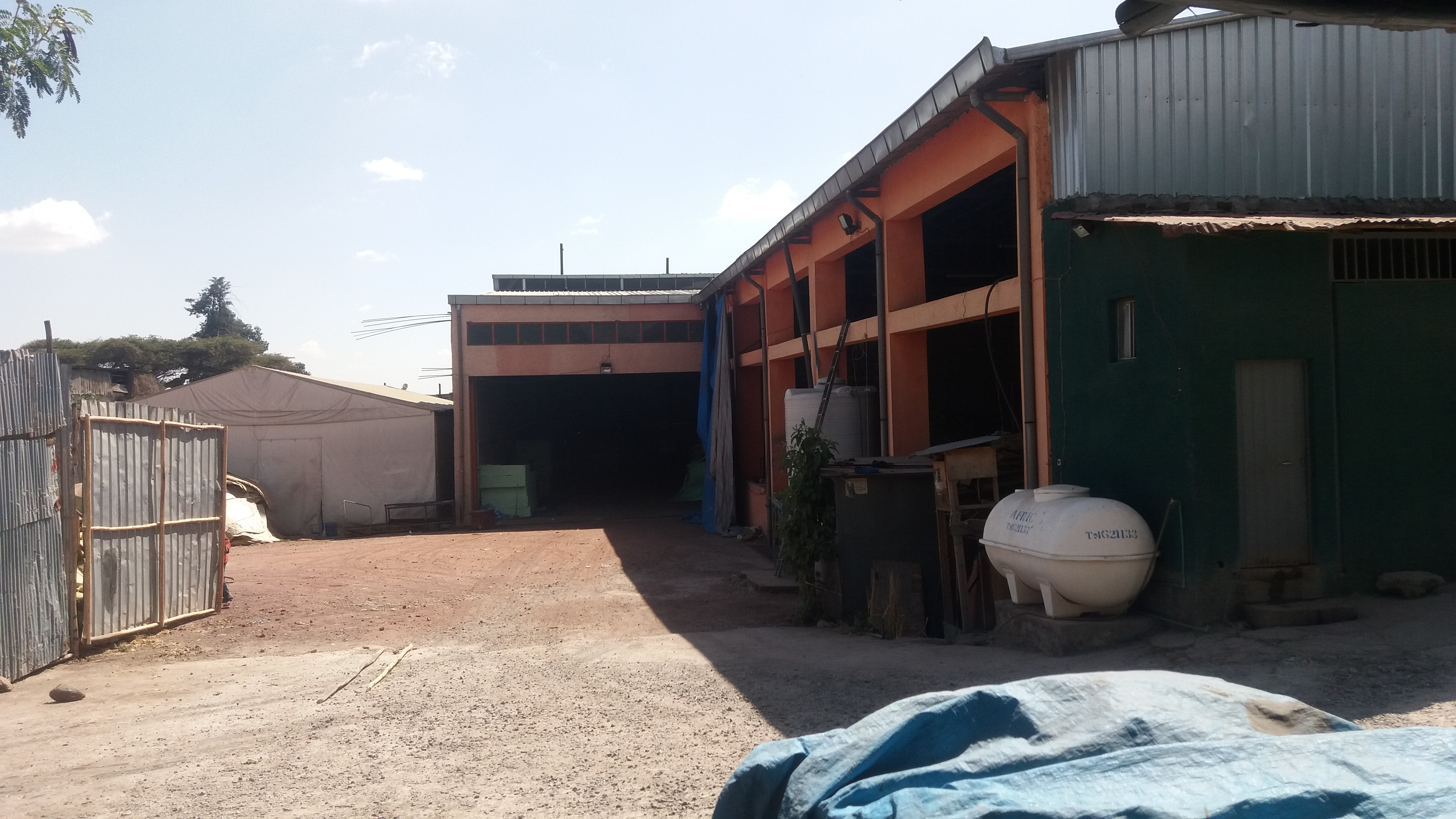 Warehouse for Rent in Central Addis Ababa
