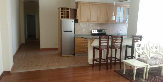 Semi-Furnished New Apartment