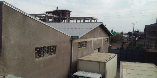 Warehouse for Lease in Addis Ababa