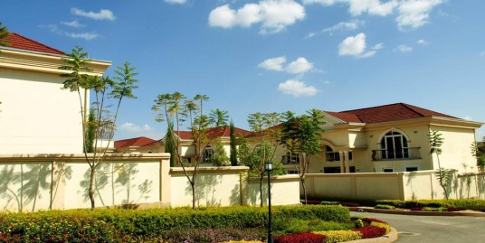Houses for Rent in a New High-end Gated Community