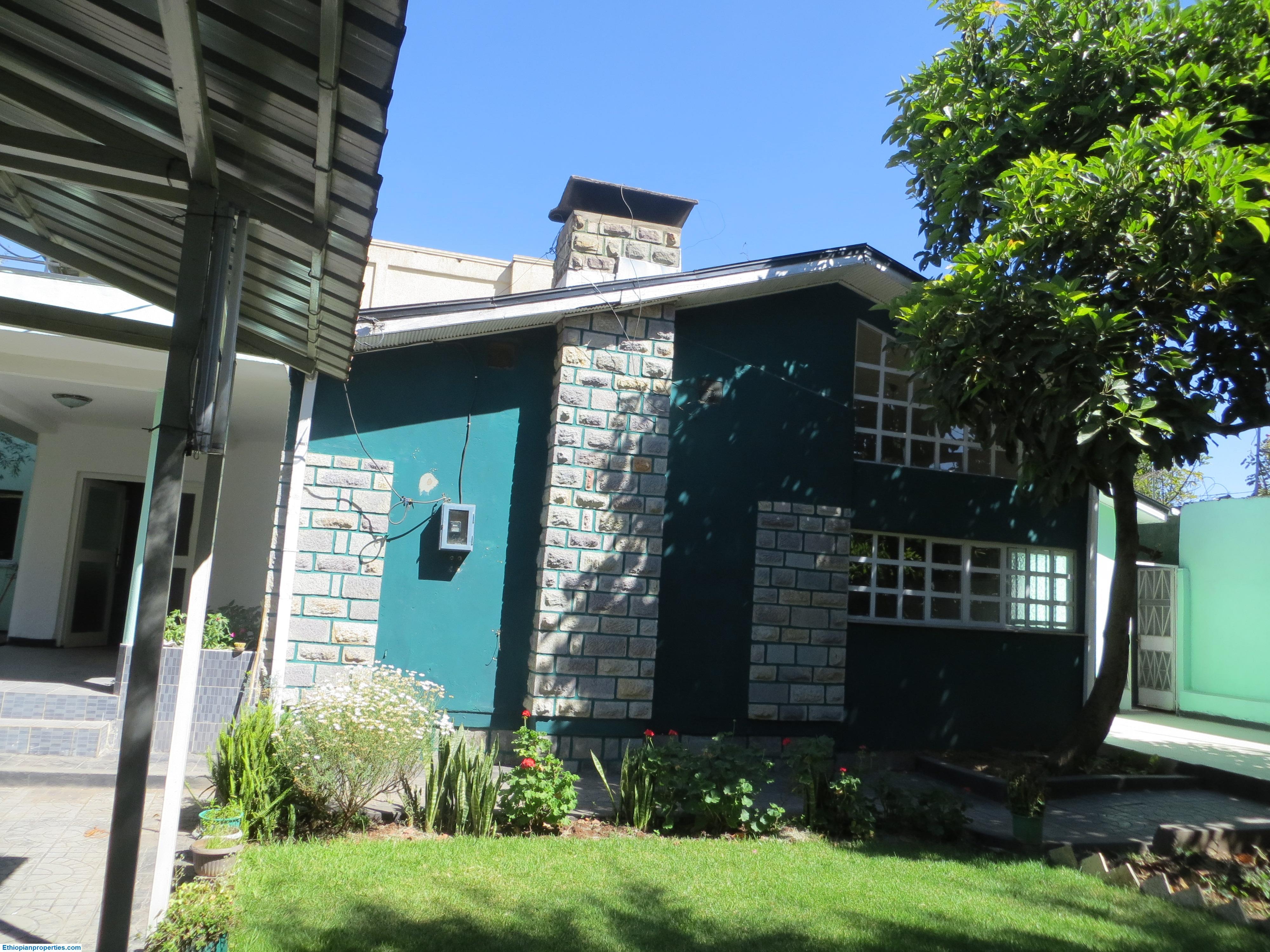 Villa For Rent in Bole, Addis Ababa
