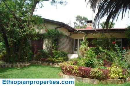 Villa for Rent in Old Airport, Addis Ababa
