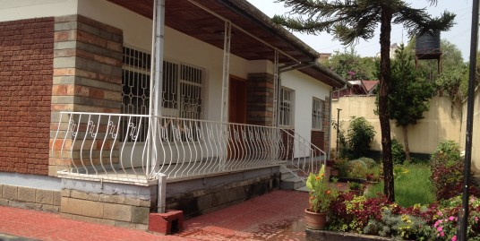 Gorgeous Bungalow For Rent in Bole Addis Ababa
