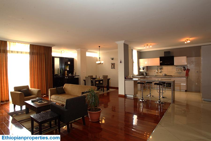 G 4 Luxurious Apartment Building For Sale In Bole Addis