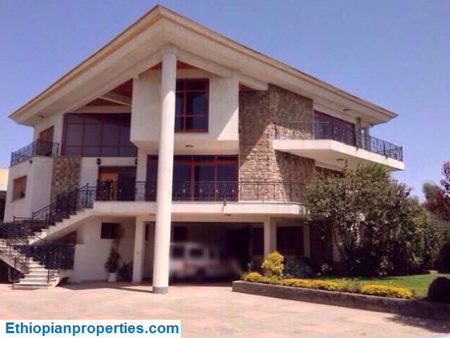 Superb House For Rent in Yeka, Addis Ababa
