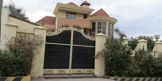 House for Rent in a Quiet Gated Community in Bole