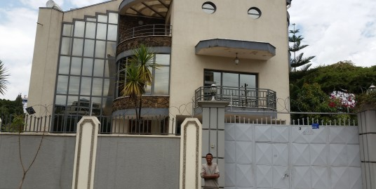 Beautiful House for Rent Near to Bole Road