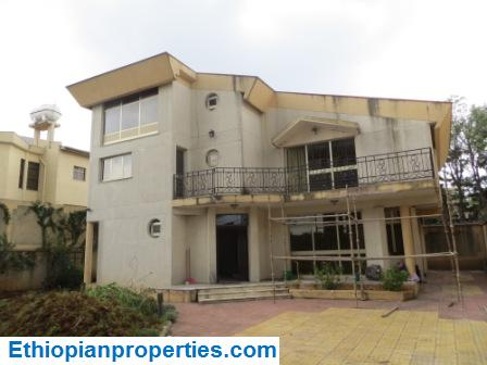 G+2 House For Rent in Bole