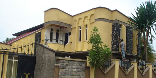 G+1 House for Rent in A Quiet Gated Community in Bole