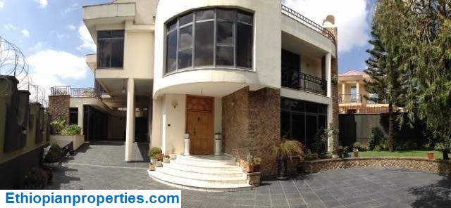 Modern Fully Furnished House for Rent in Old Airport