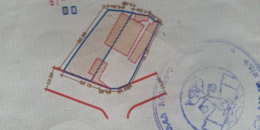 Plot of Land for Sale Near to the British Embassy