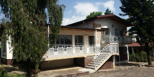 3 bedroom house + a nice guest quarter for rent in Old Airport