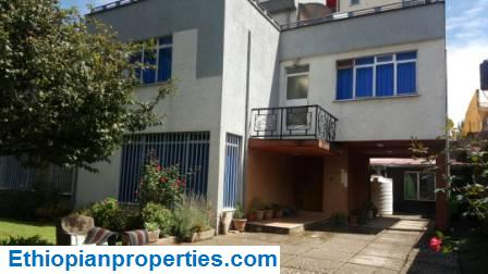 G+1 House for Rent in Bole