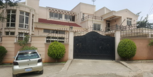 Majestic Family Home for Rent in Bole