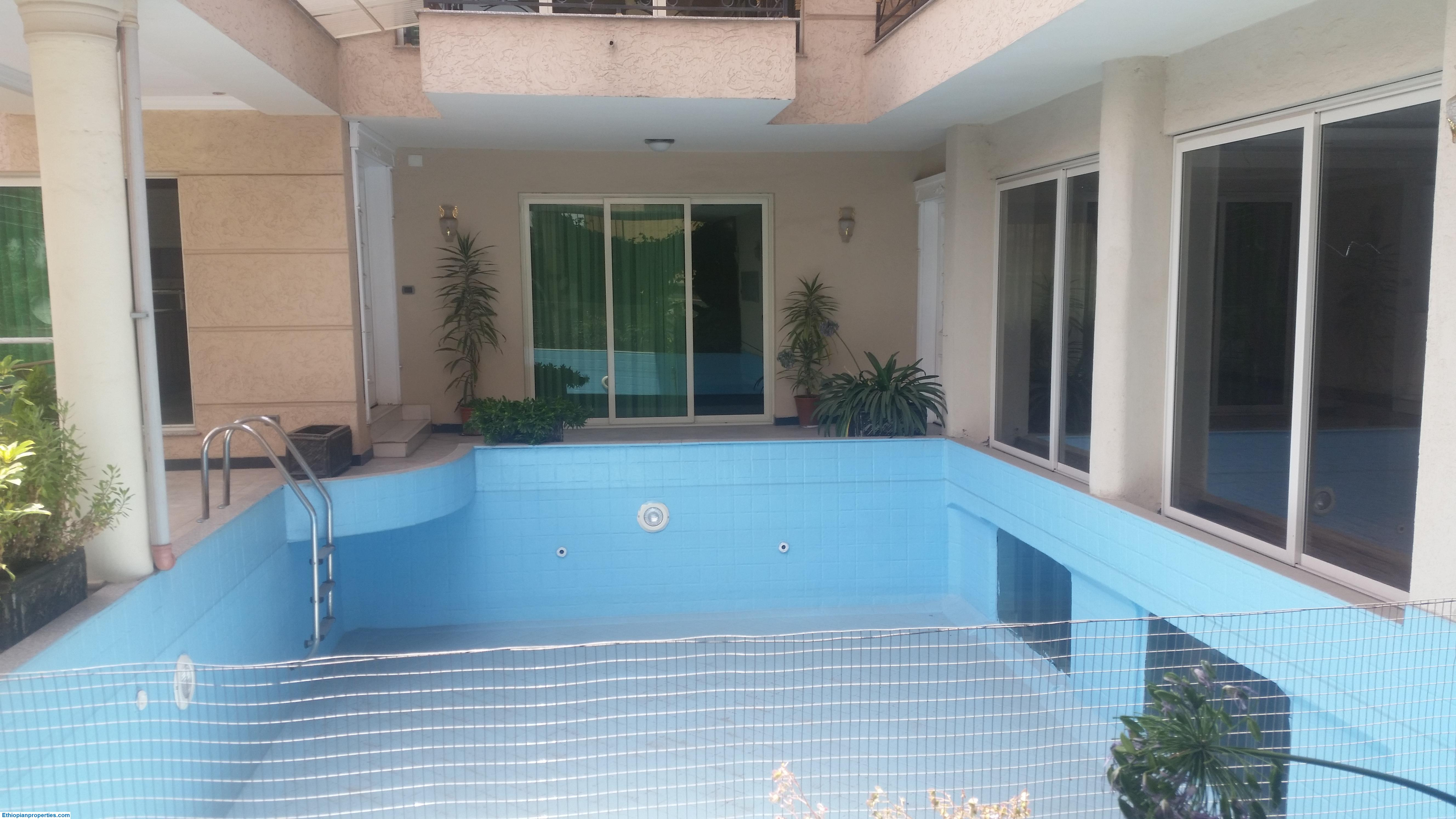 Fabulous house with a pool for rent