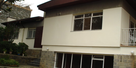 4 Bed room Villa for Rent in Old Airport, Addis Ababa
