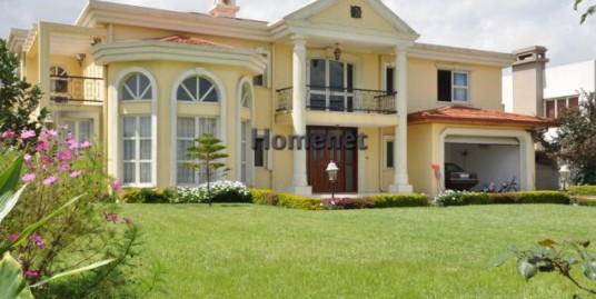 4 Bed Rooms in Legetafo CCD Compound