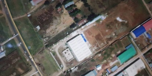 25,000 M2 Land with Warehouse/Factory for Sale