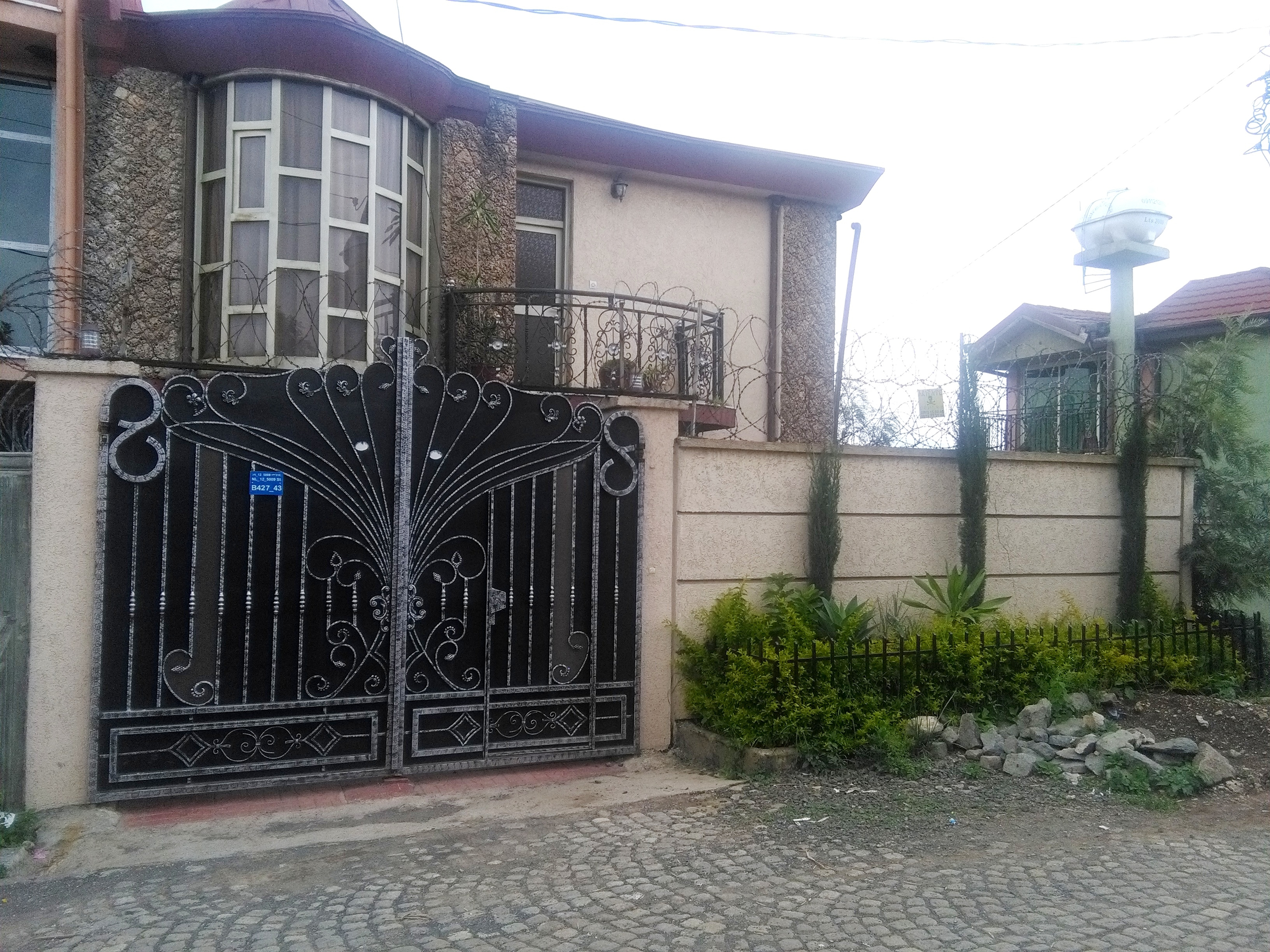 G+1 150 Sq M House for sale in Lafto, Addis Ababa