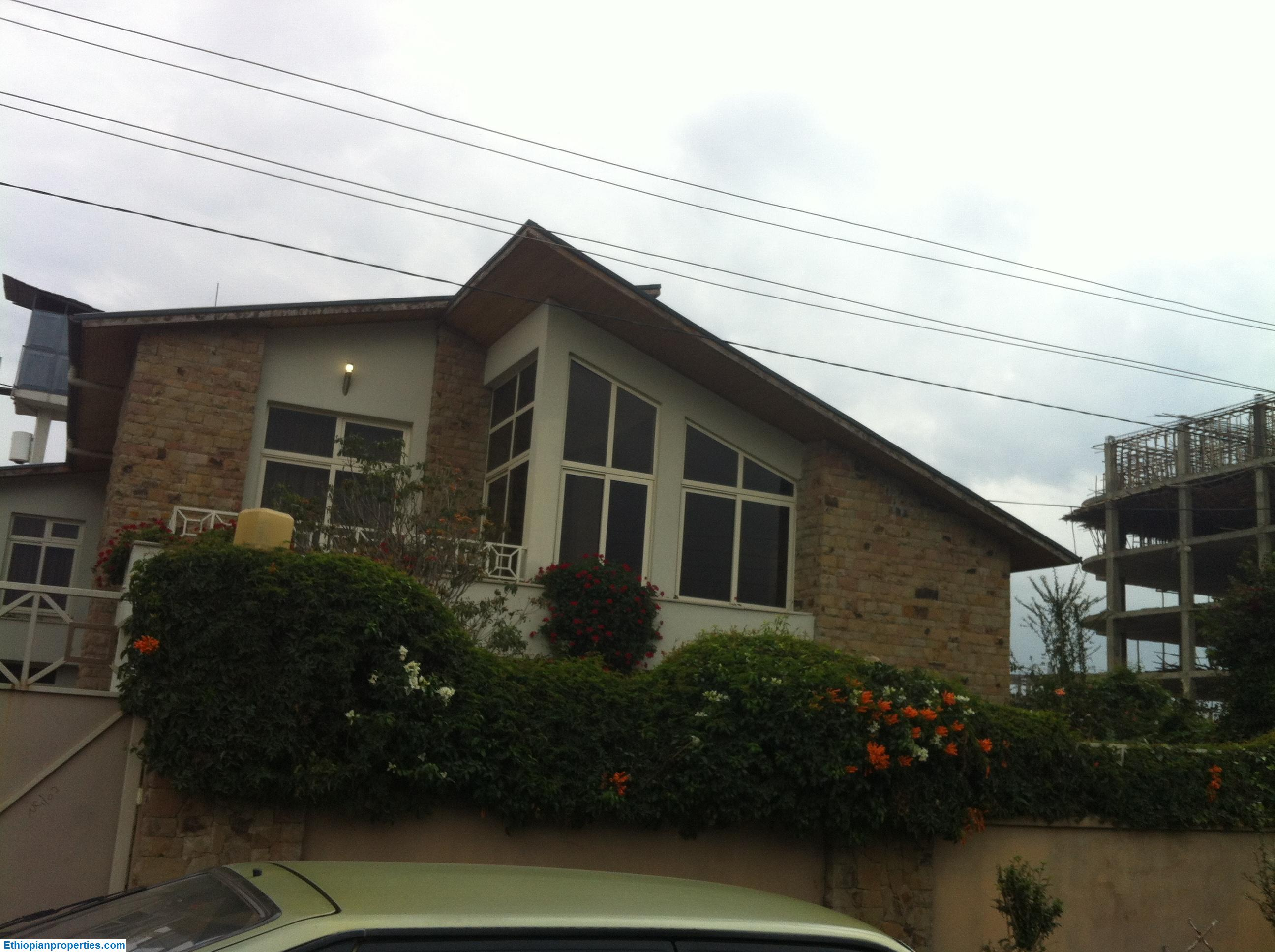 Beautiful House For Sale in Lebu - Ethiopianproperties com