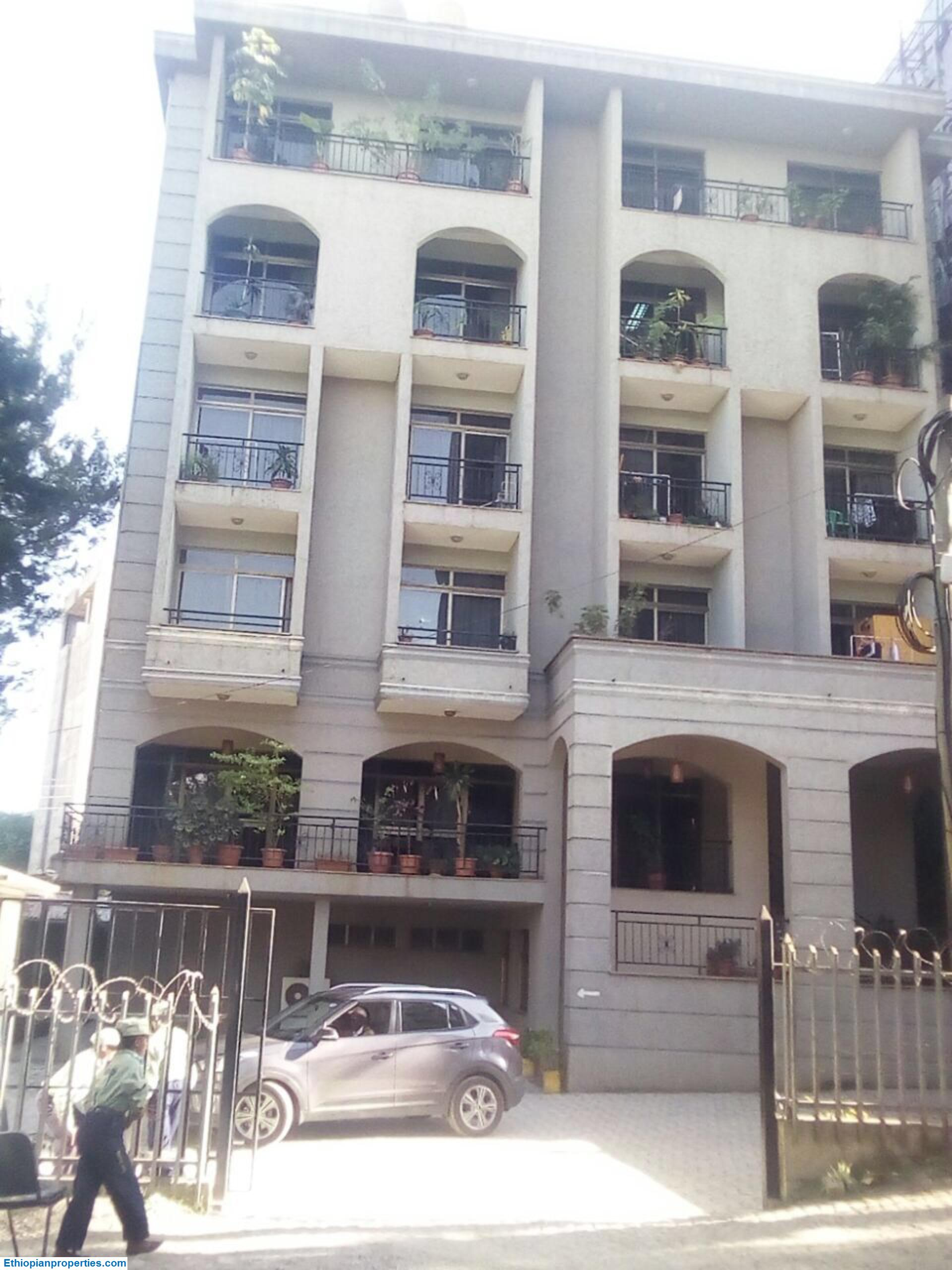 Great Apartment Building for Sale - Ethiopianproperties.com